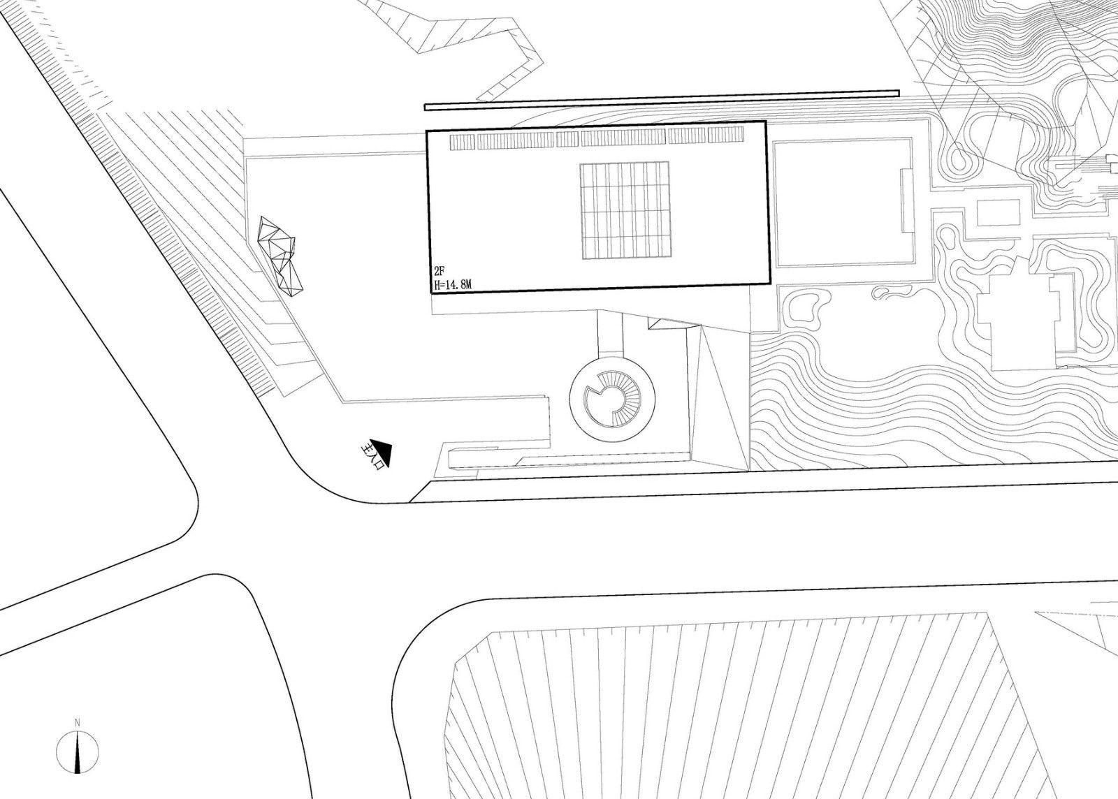 叙事·梧州美的城市展厅 | 共生形态设计|彭征 - 34