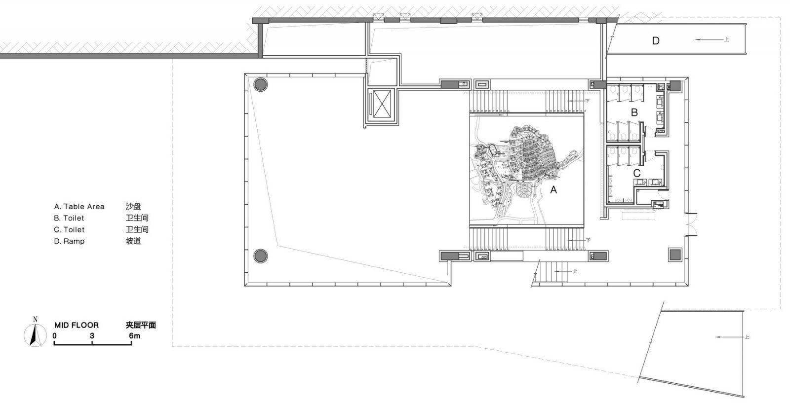 叙事·梧州美的城市展厅 | 共生形态设计|彭征 - 37