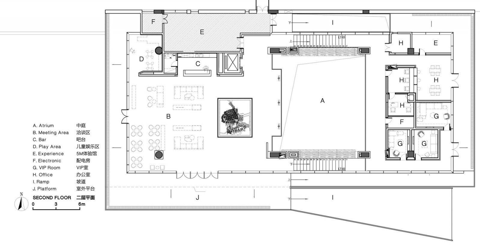 叙事·梧州美的城市展厅 | 共生形态设计|彭征 - 36