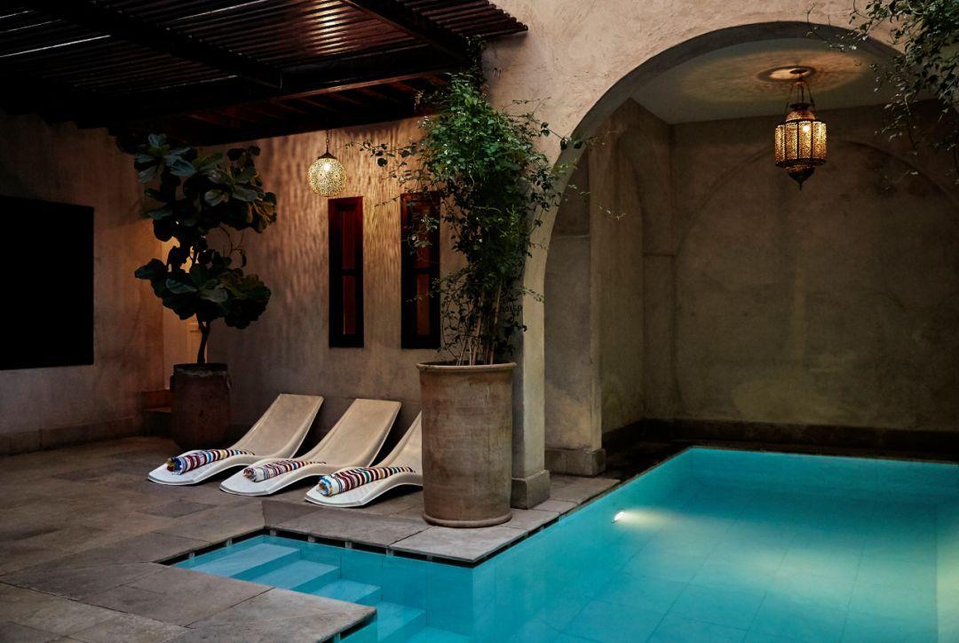 异国情调,东方童话的精髓 | El Fenn Hotel