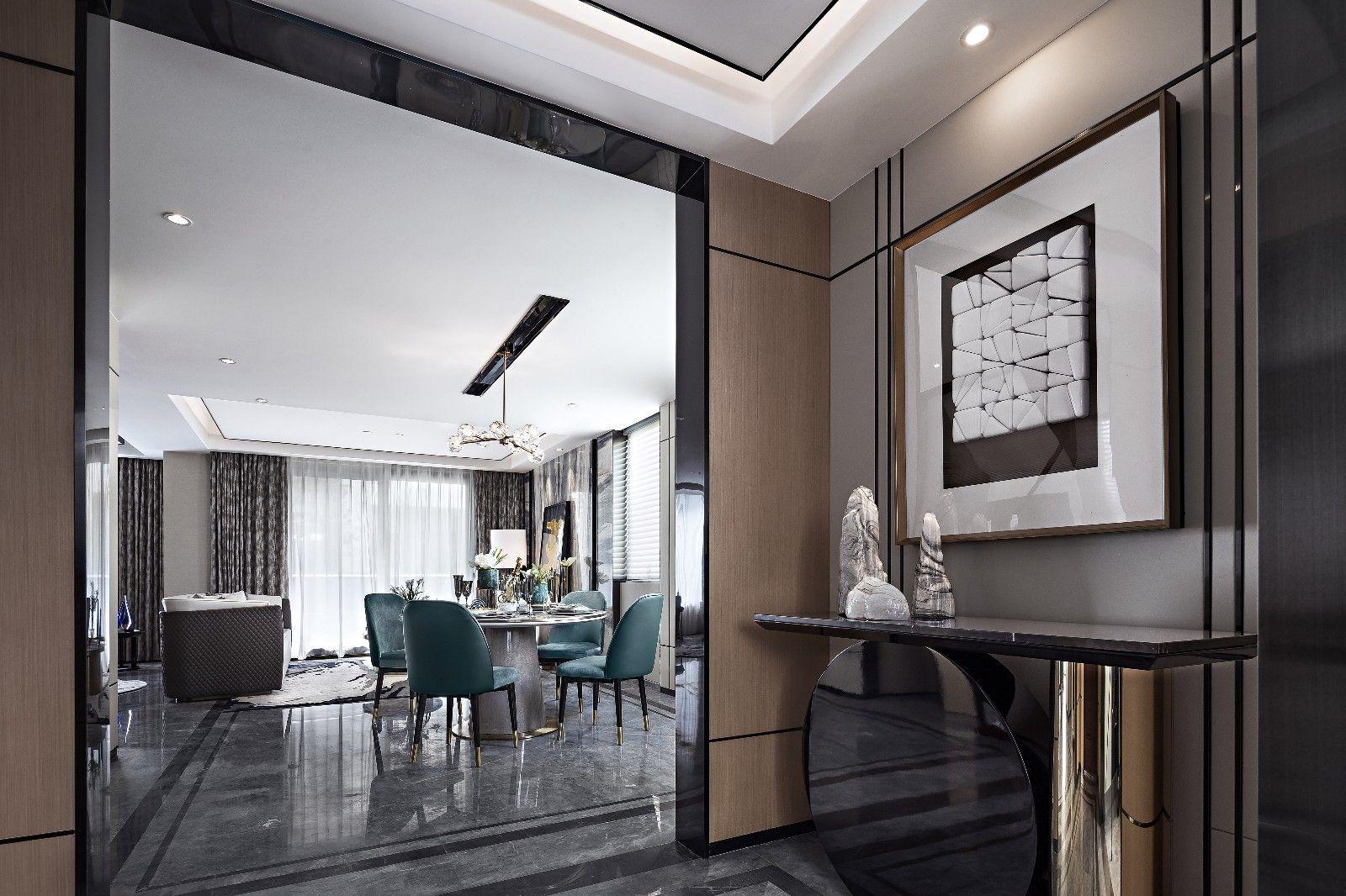 雅致都会风范——滨湖里·叠墅 | 上海全筑第一设计分院