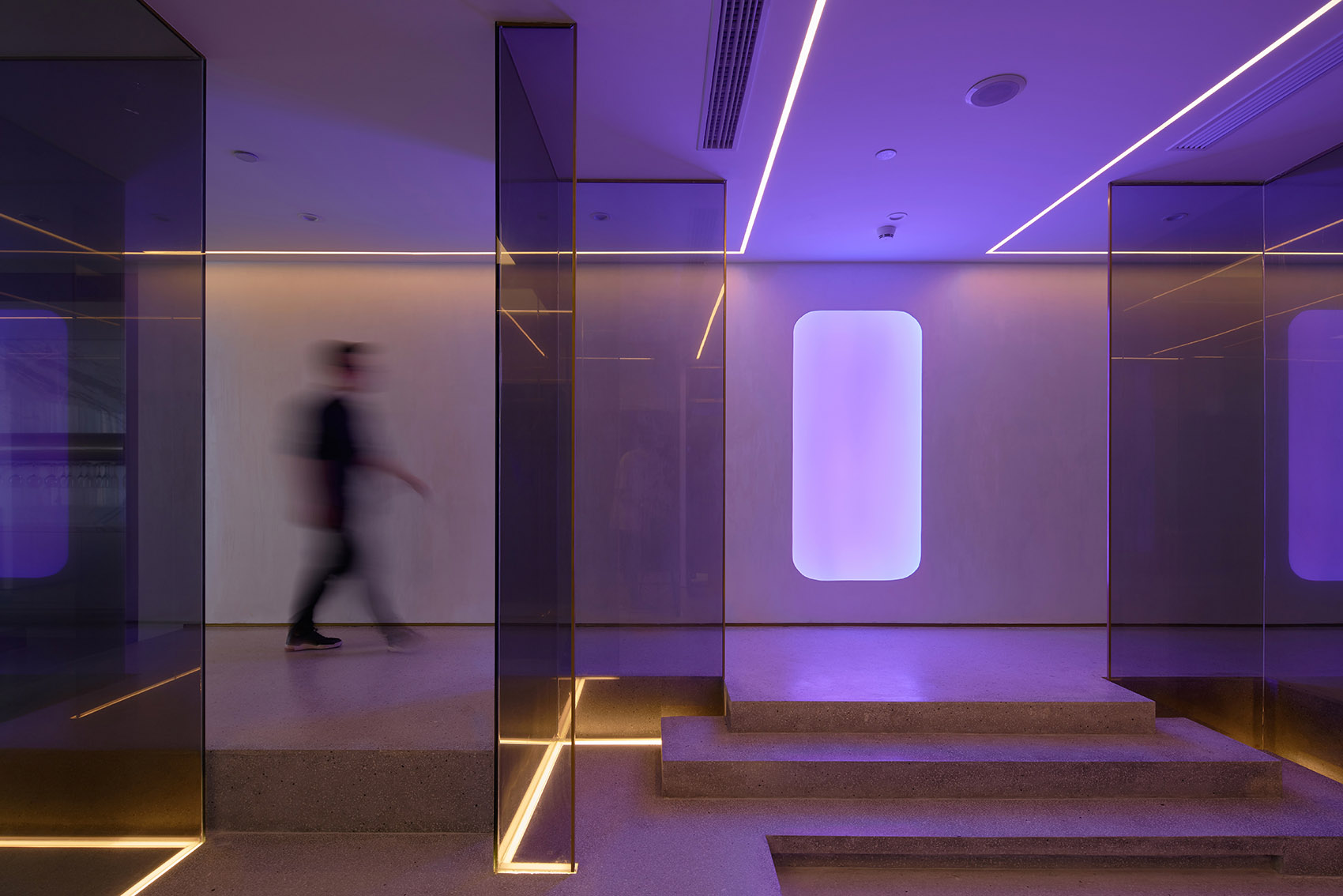 脑洞大开的密室空间设计,让办公室不再是简单的办公 | OLIIII CHINA办公空间。