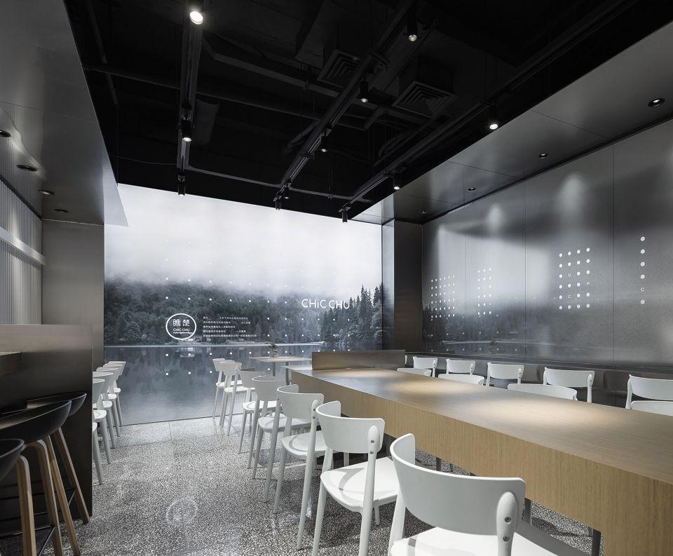 一个有趣的故事容器,上海瞧楚餐厅 | 众舍空间设计