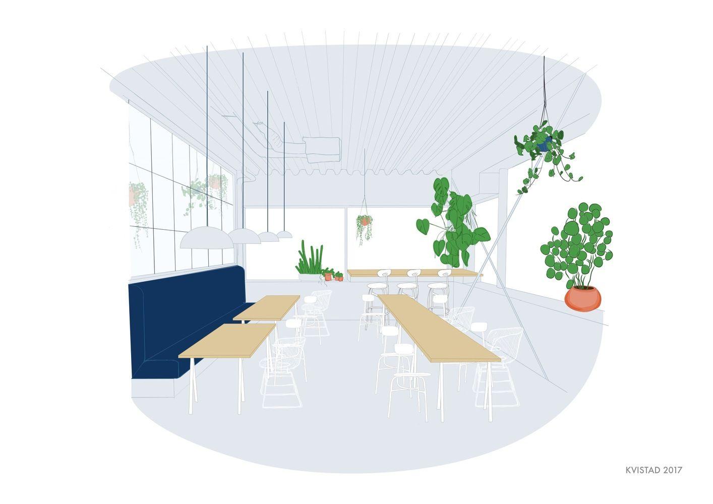 挪威Bakken&Bæck未来主义办公室改造设计