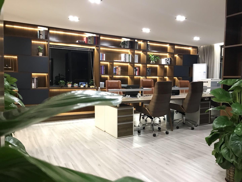 珠海市潮派建筑装饰有限公司新办公大楼