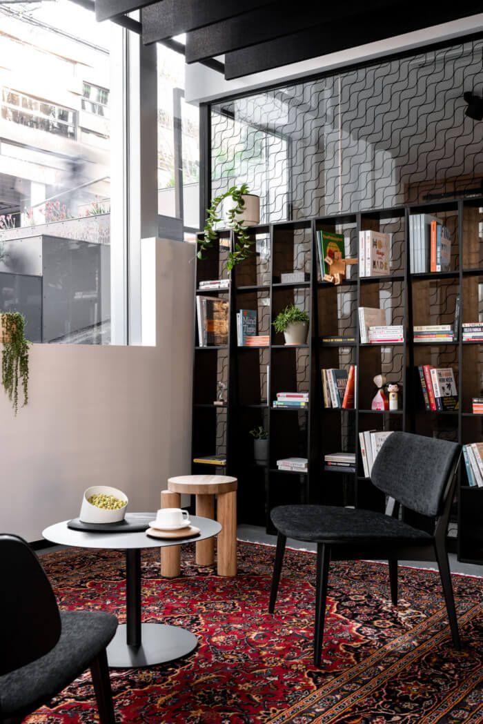 一个成熟而有趣的工作环境,西澳优步办公室设计