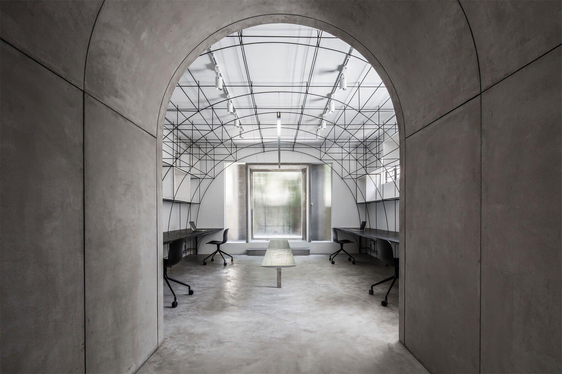 上海MONOARCHI度向建筑办公室改造设计