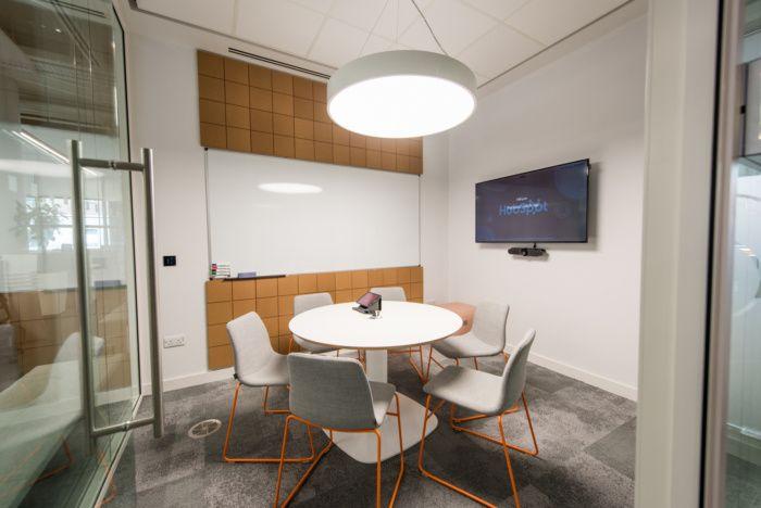 爱尔兰都柏林软件公司HubSpot国际办事处和欧洲总部设计