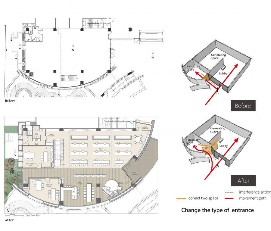高雄大境和观办公室设计