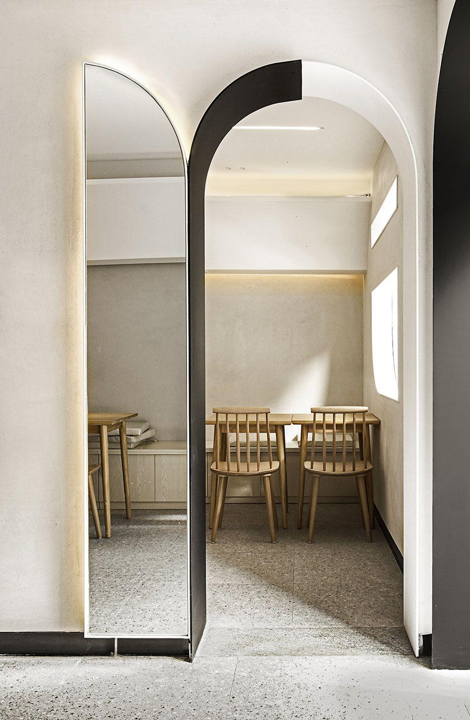 新与旧的交织,潮流与世俗的碰撞-南京半园 | 素内室内设计