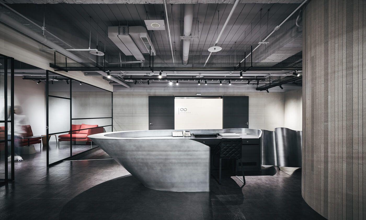创意无极限!台北无限创意办公室设计