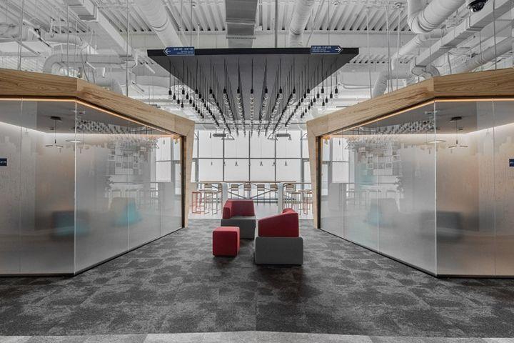 俄罗斯莫斯科华为新总部设计