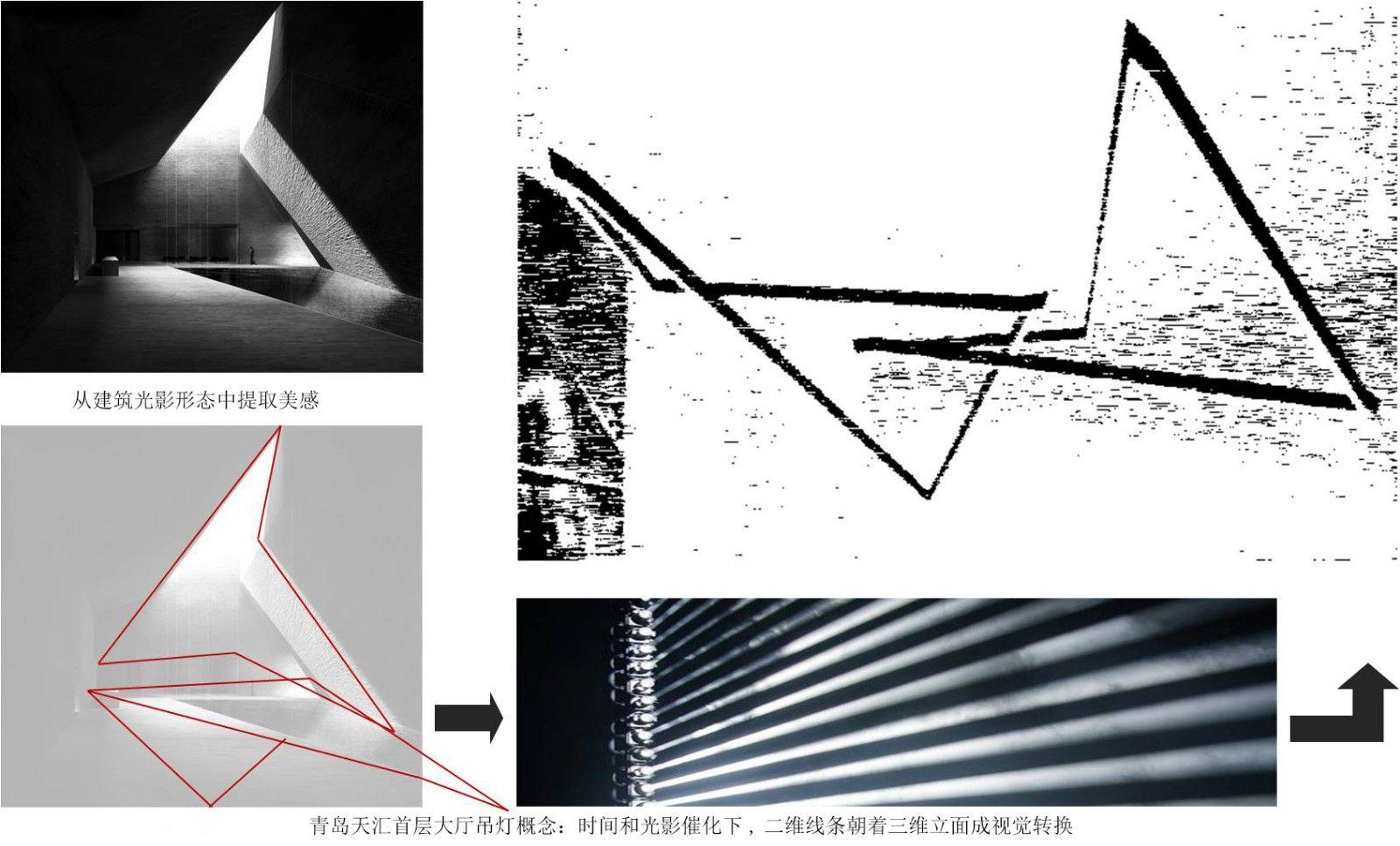 时间记事本:青岛保利天汇售楼部 | JLa设计集团