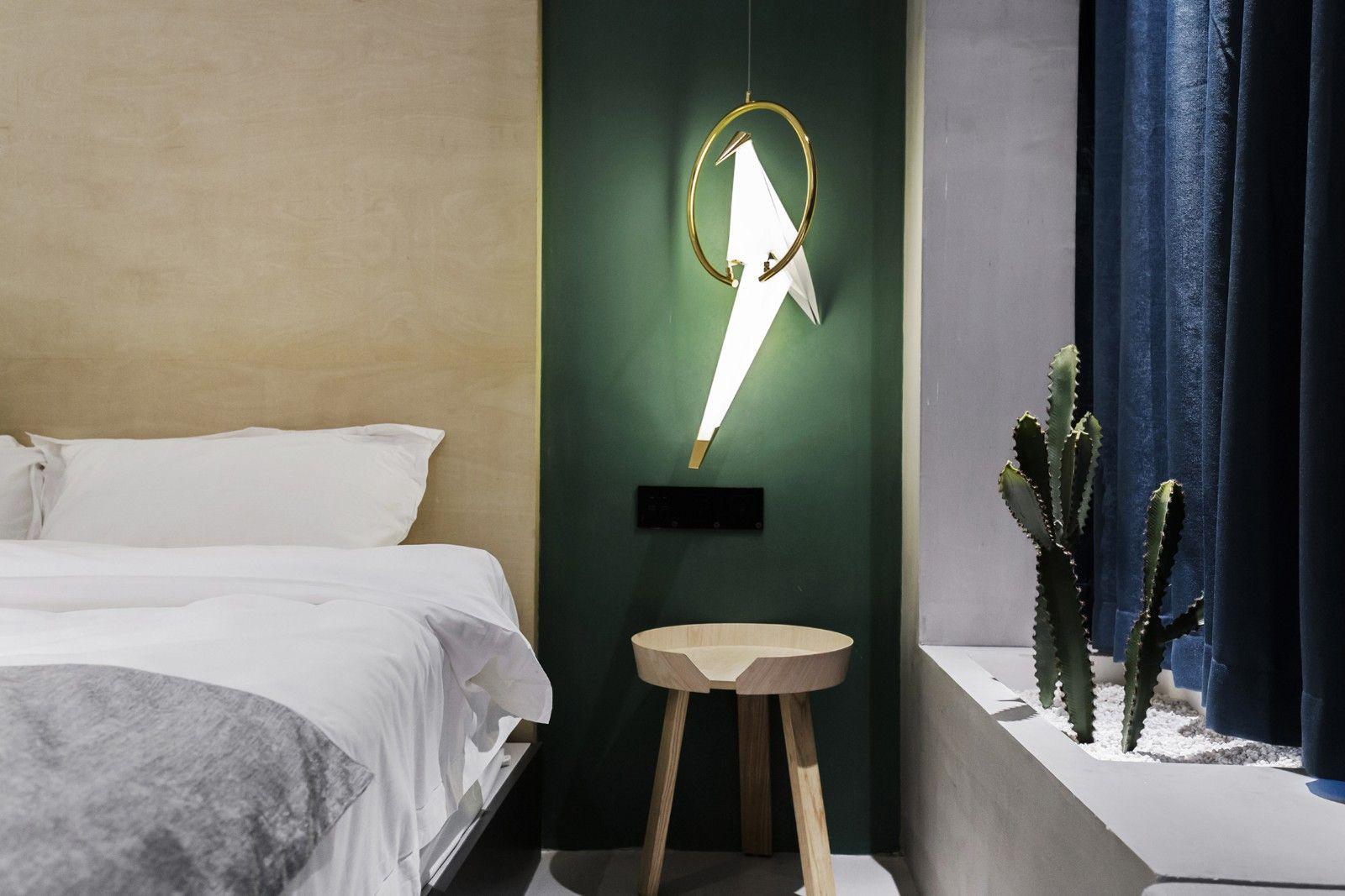 马达加斯加雨林,清新酒店 | 工墨设计
