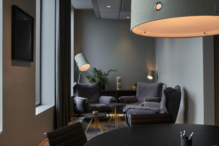 一个轻松热情的办公室,挪威金沙集团办公室设计