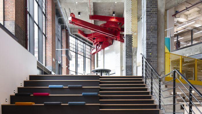 法国数码公司PhotoBox集团伦敦总部设计