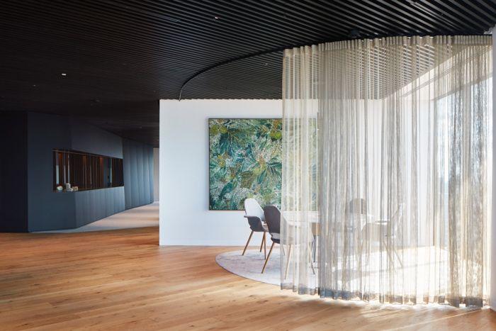增强客户的体验感,墨尔本会展中心Plenary 办公室设计