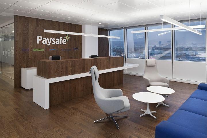 保加利亚Paysafe公司办公室