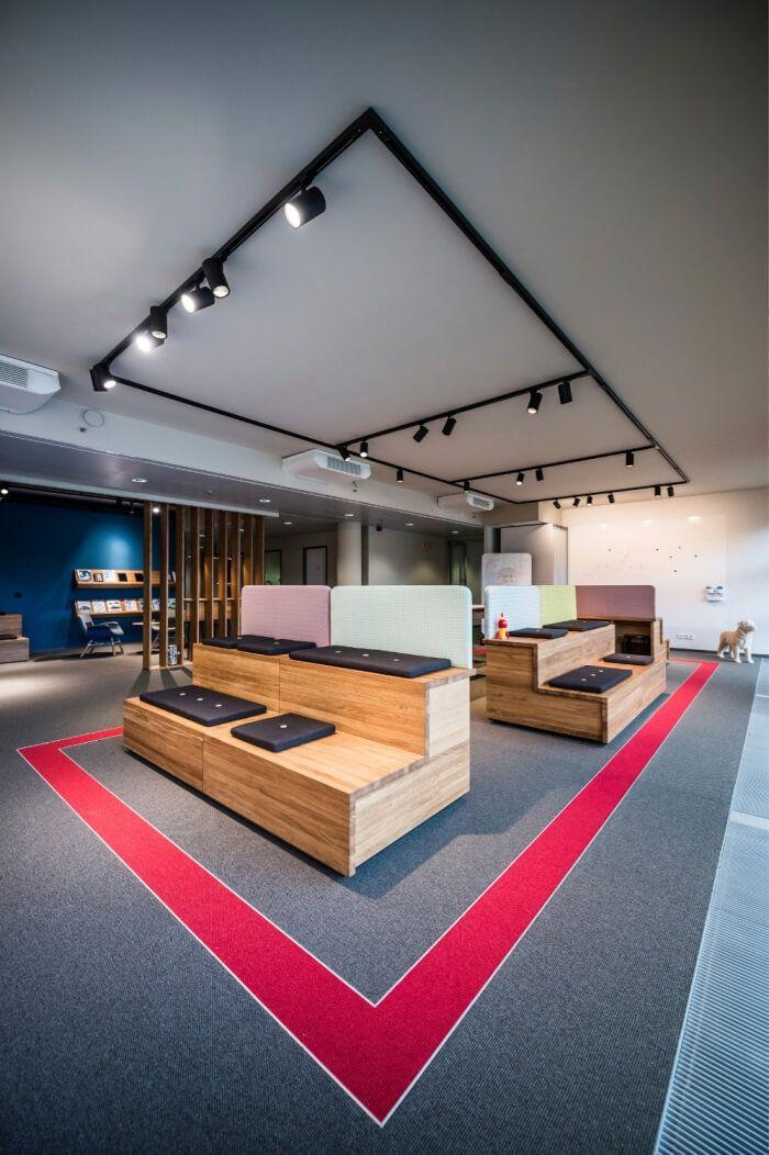 德国柏林大众旗下Carmeq现代风格办公室设计