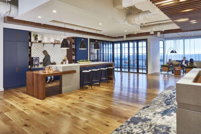 热情好客的南方人,微软亚特兰大新办公室设计