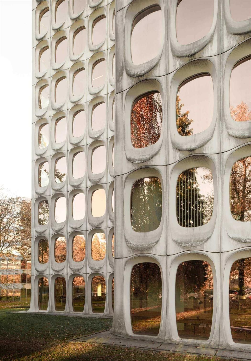 比利时Fosbury&Sons共享办公楼设计