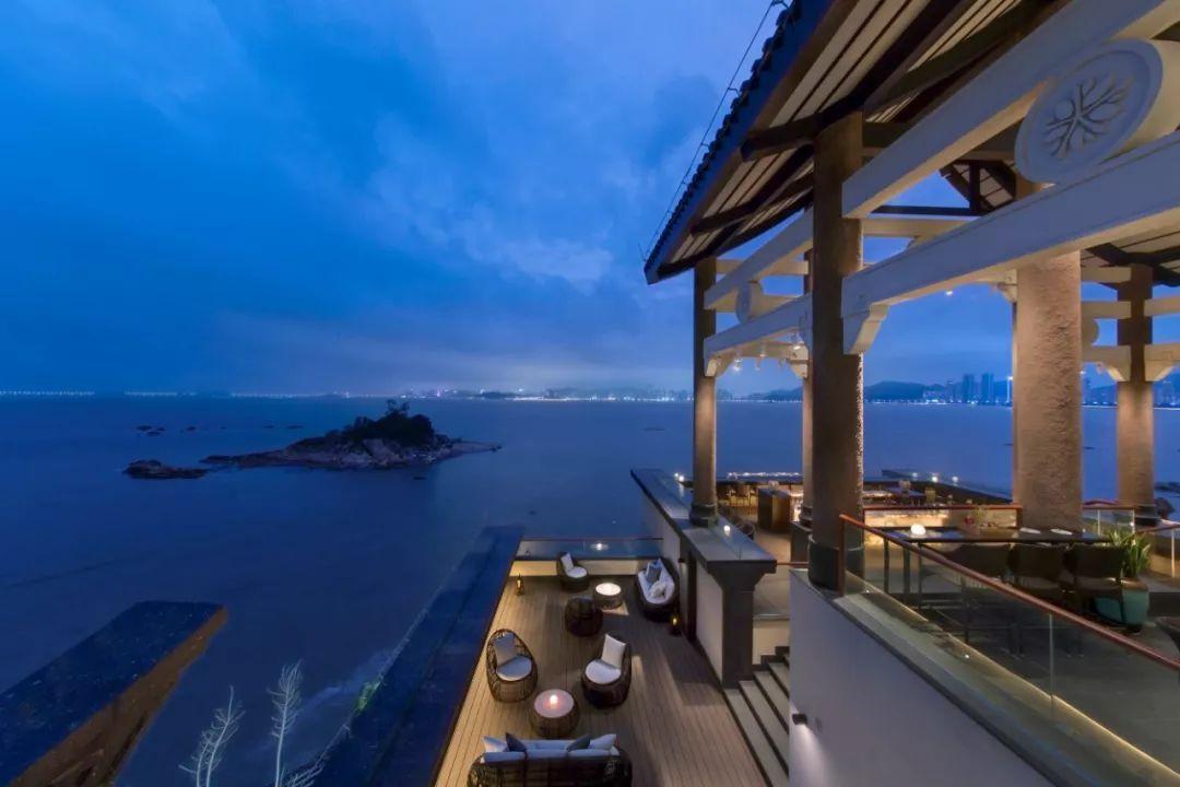陈德坚年度力作:珠江口最美的坐山观海酒店!| KCA 德坚设计