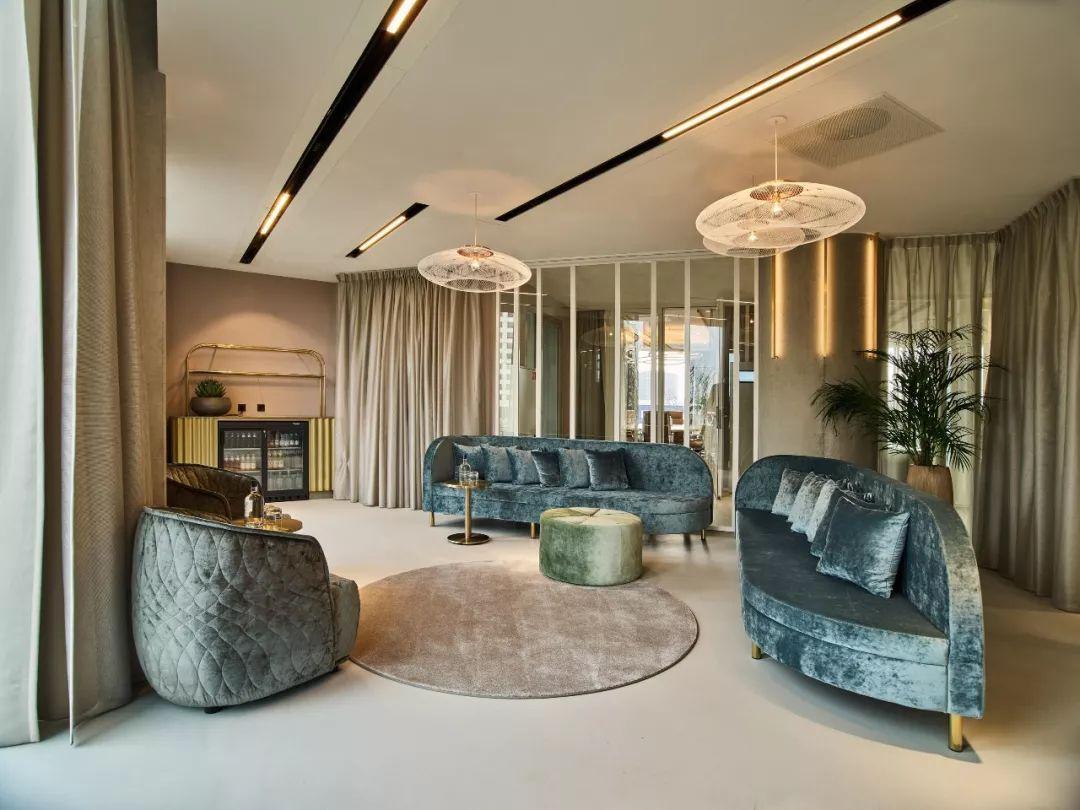 欧洲最具可持续性的酒店之一:阿姆斯特丹QO Hotel | Conran & Partners