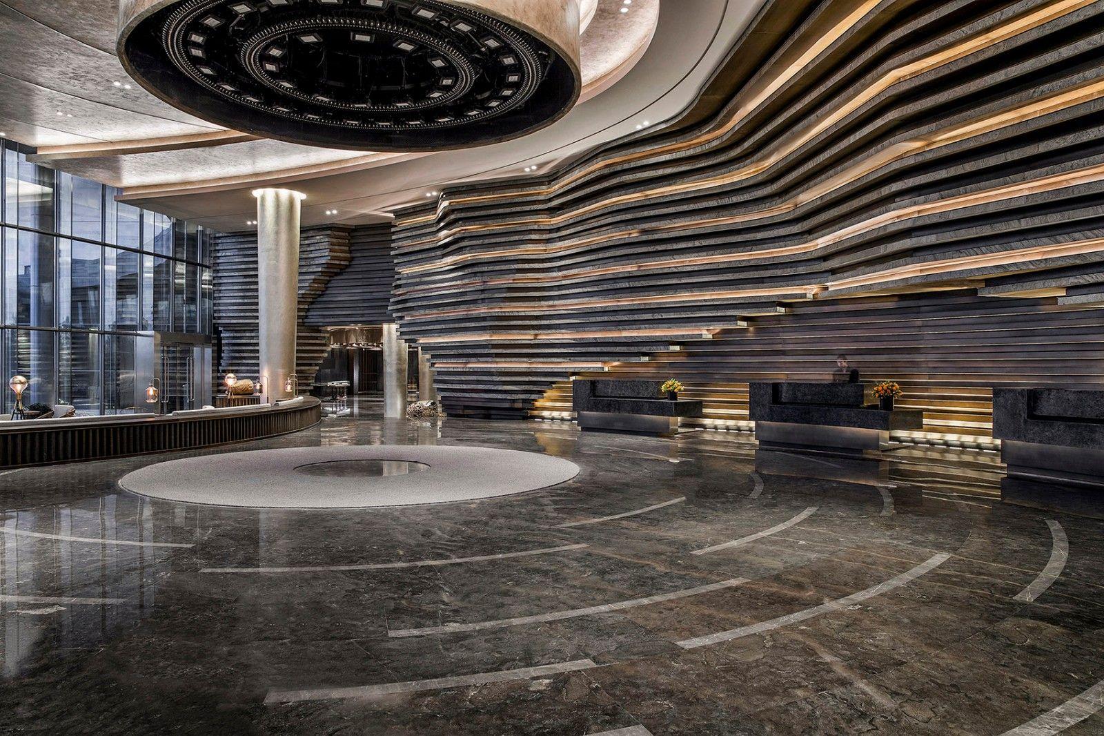 深坑•矿意美学,上海世茂深坑洲际酒店 | CCD香港郑中设计事务所