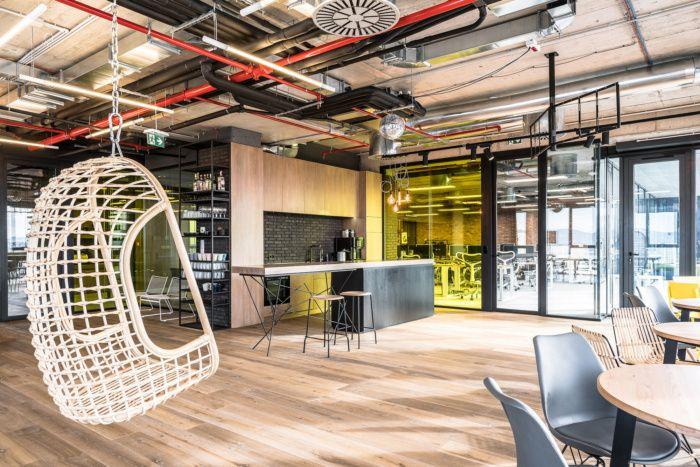 保加利亚移动支付公司SumUp办公室设计