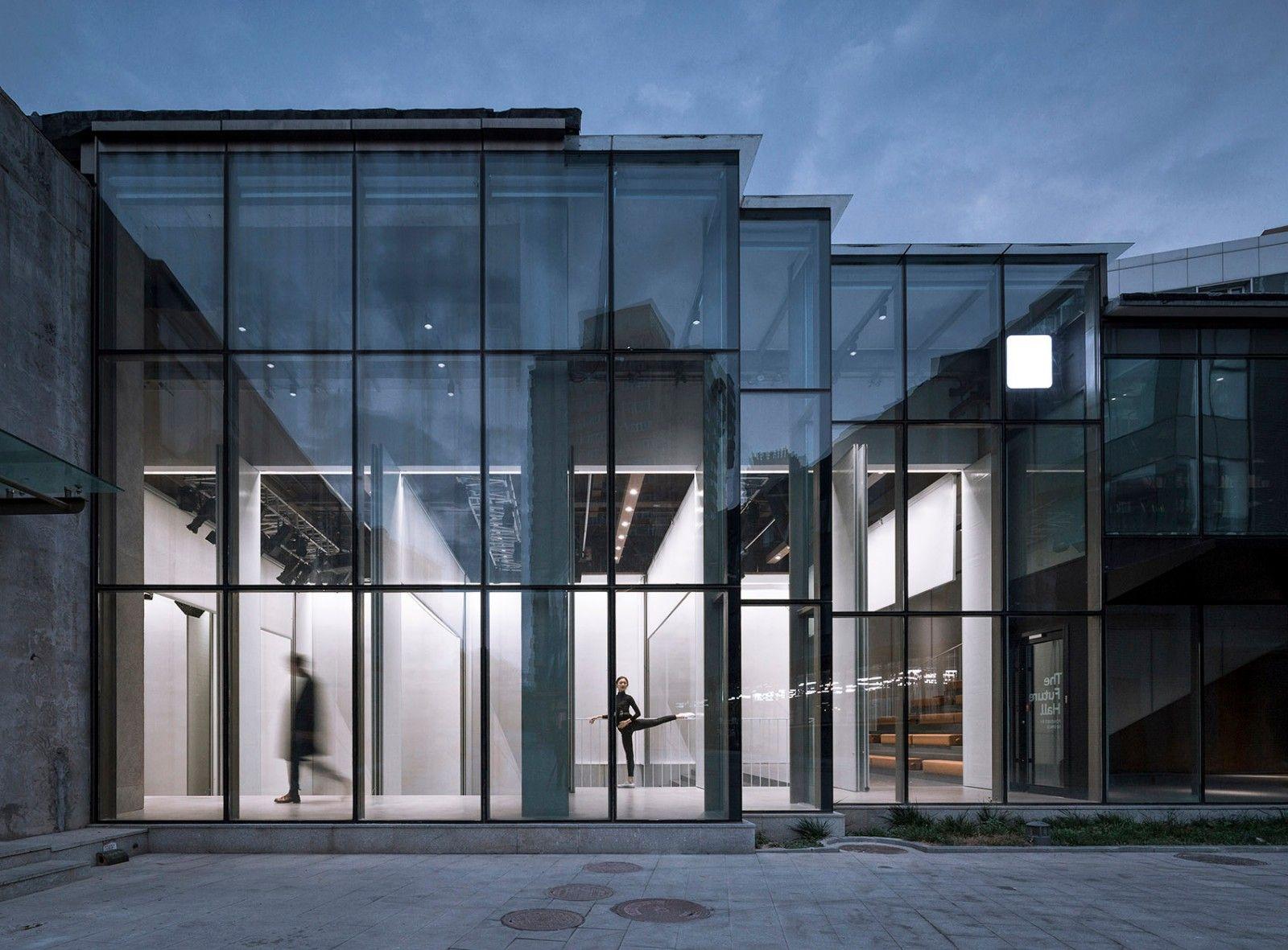 北京一零空间未来厅   空间站建筑师事务所