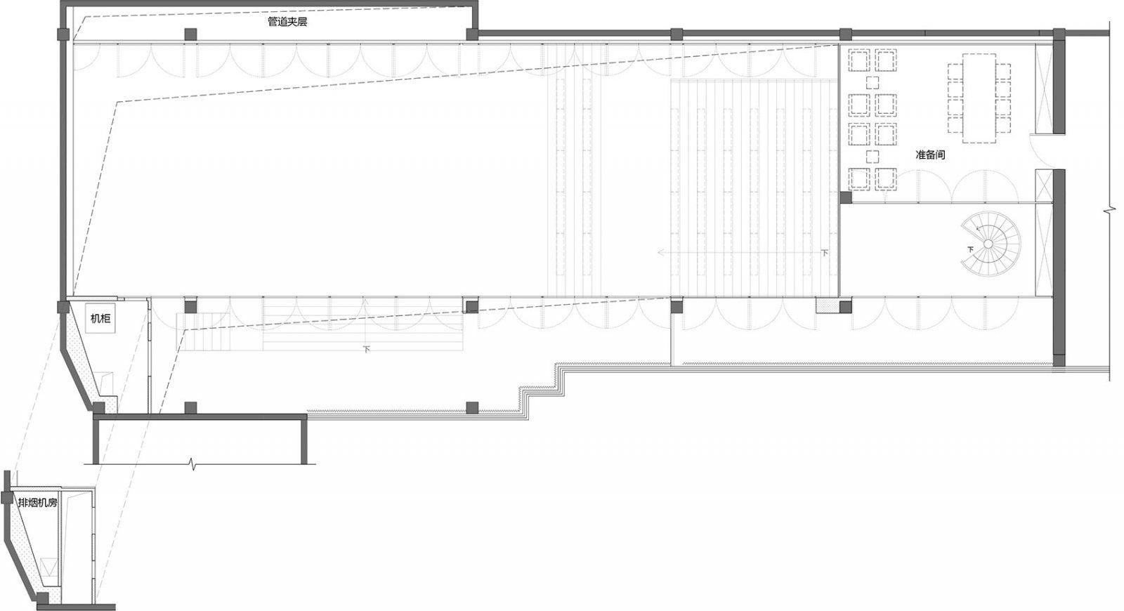 北京一零空间未来厅 | 空间站建筑师事务所