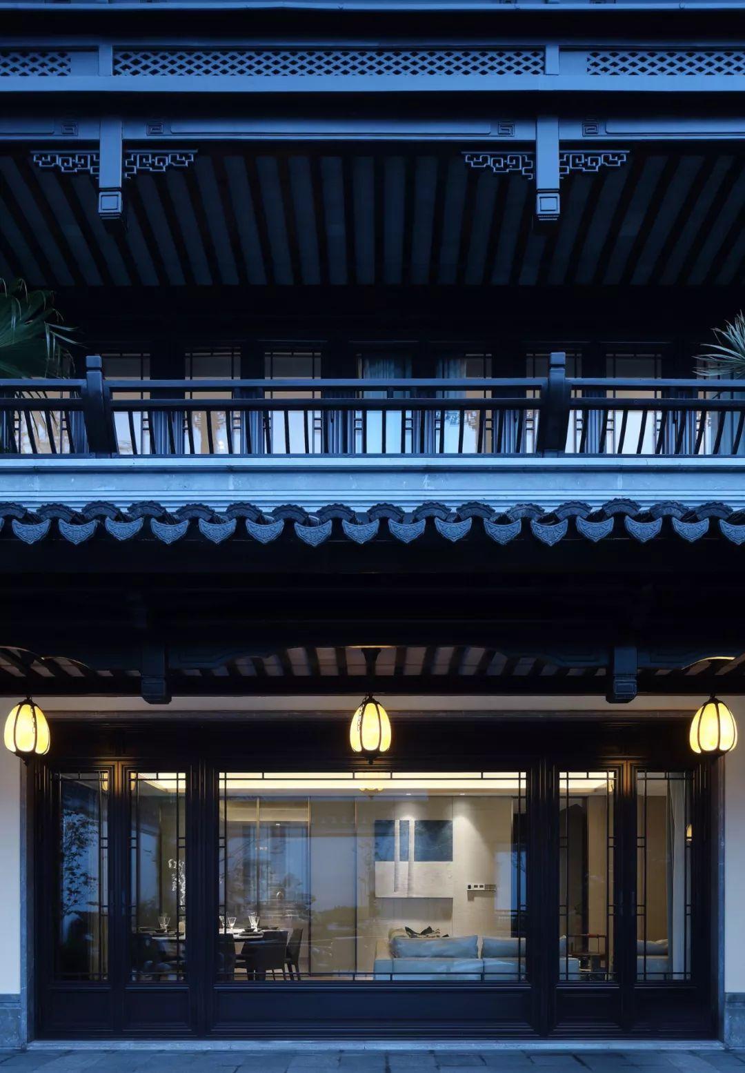 435.8m2杭州顶级合院,精致儒雅的东方美学智慧 | 矩阵纵横