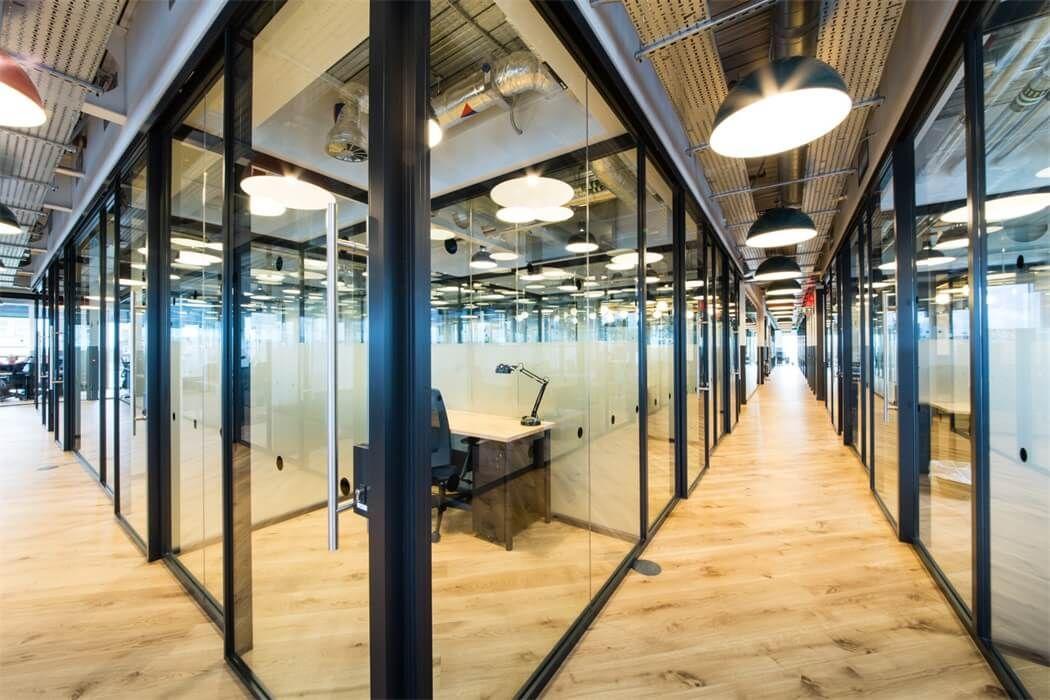 伦敦帕丁顿区WEWork联合办公室设计