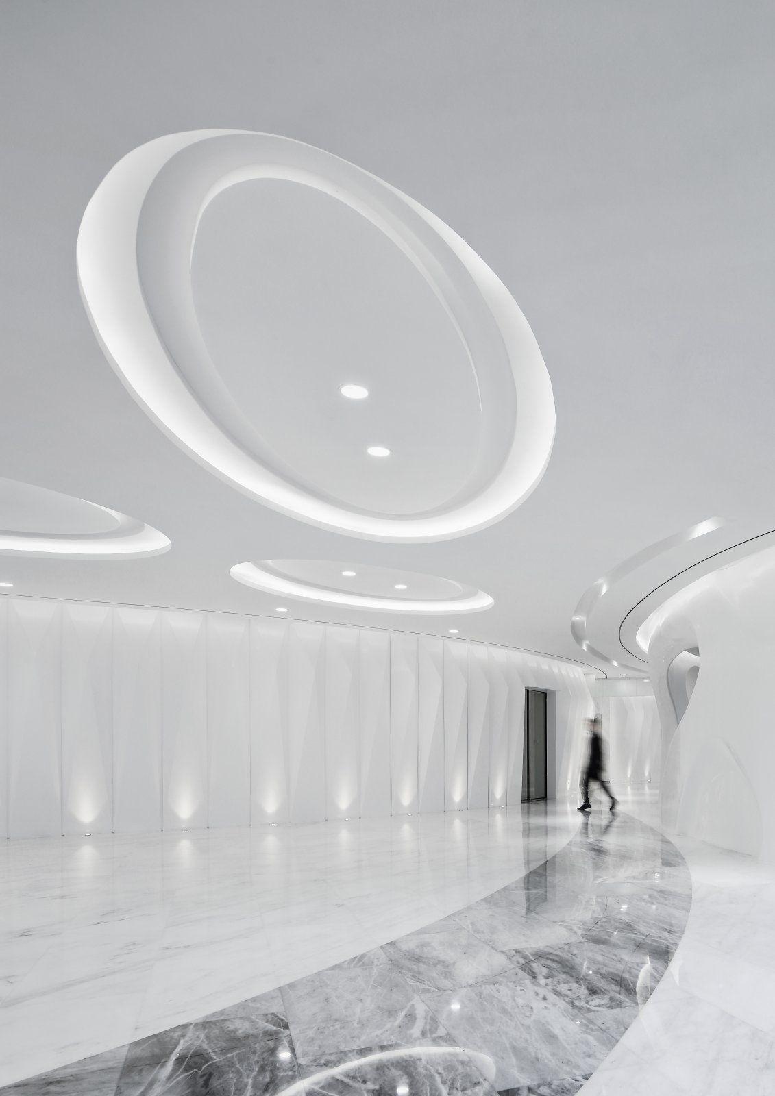 杭州珀莱雅集团总部大楼   矩典设计