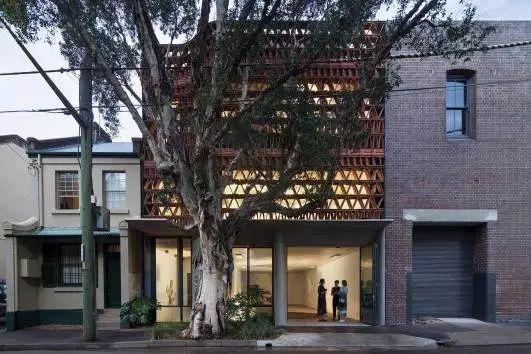 一次独一无二的建筑设计,悉尼Luigi Rosselli建筑工作室改造设计