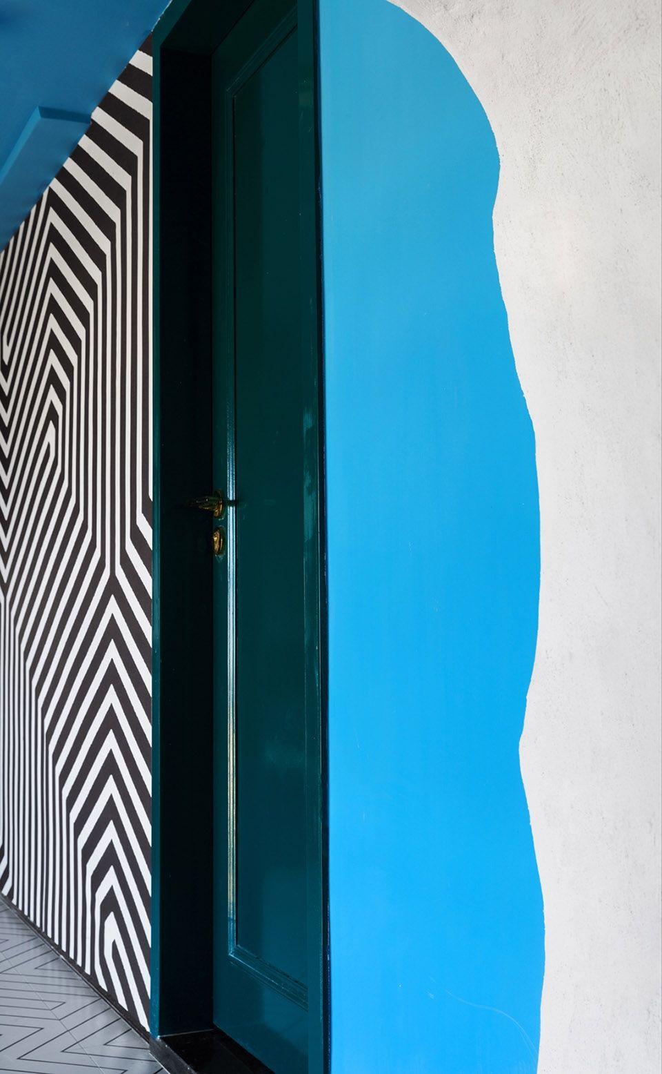 文化和艺术元素深植其中的跨界社交综合体,南昌土耳其轰趴馆 | 工墨设计|黄灿 - 11