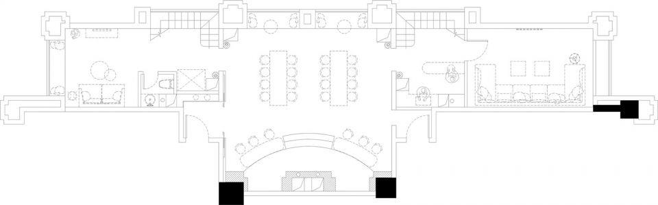 文化和艺术元素深植其中的跨界社交综合体,南昌土耳其轰趴馆 | 工墨设计|黄灿 - 17