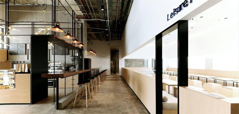 时尚工业风:北京服装学院容成时尚创意产业园办公空间设计| - 0