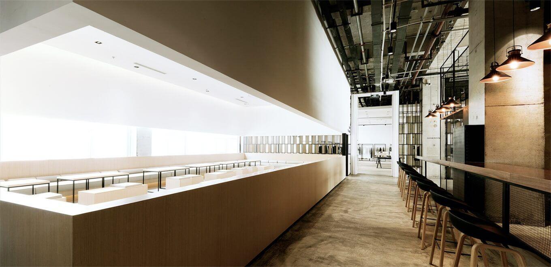 时尚工业风:北京服装学院容成时尚创意产业园办公空间设计| - 3