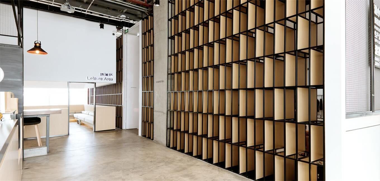 时尚工业风:北京服装学院容成时尚创意产业园办公空间设计| - 2