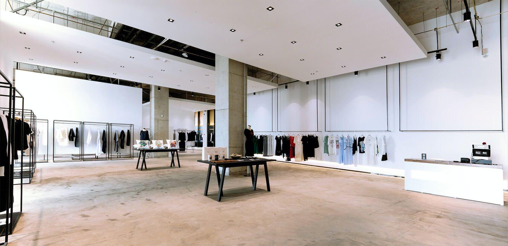 时尚工业风:北京服装学院容成时尚创意产业园办公空间设计| - 5