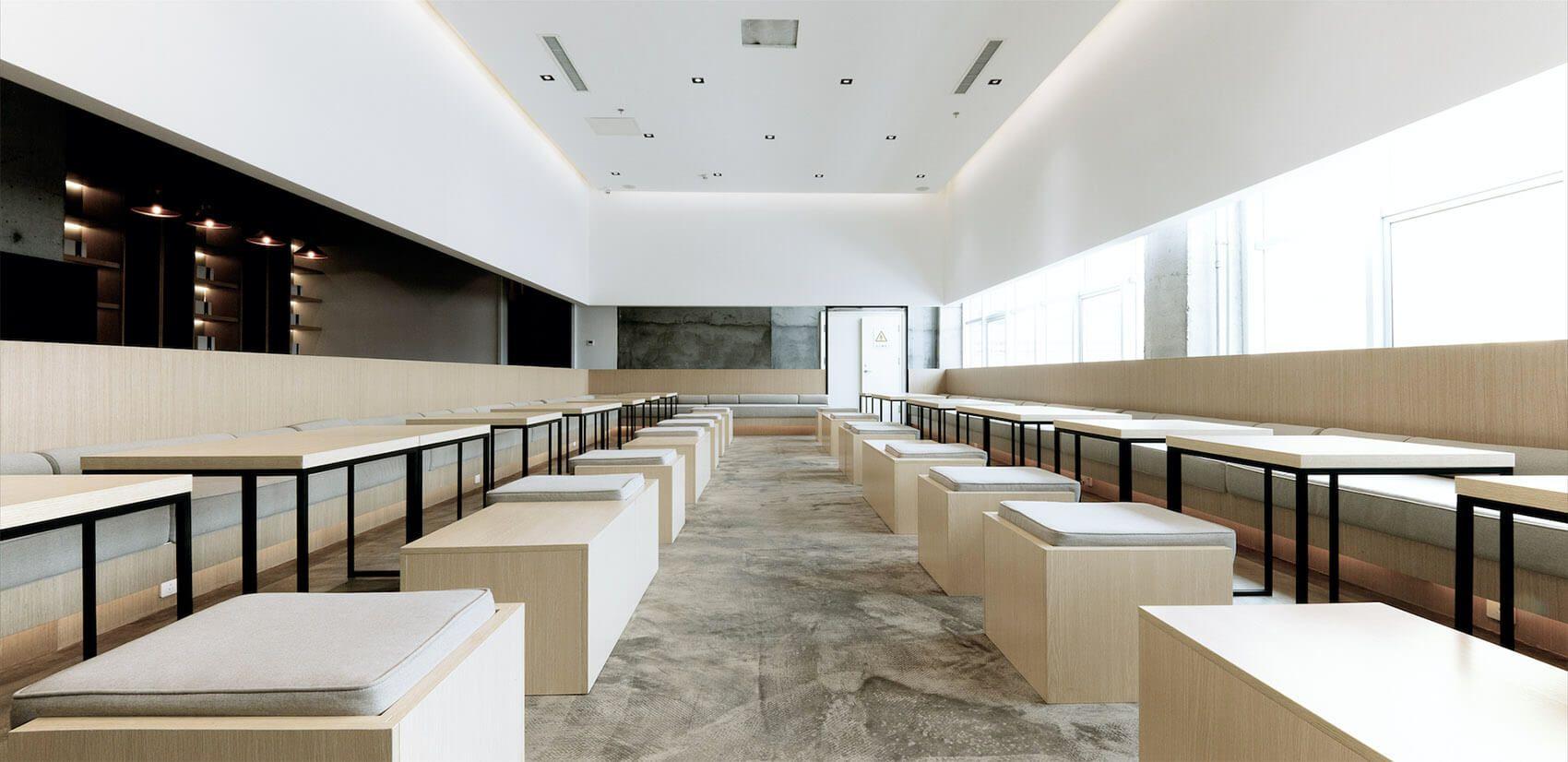 时尚工业风:北京服装学院容成时尚创意产业园办公空间设计| - 4