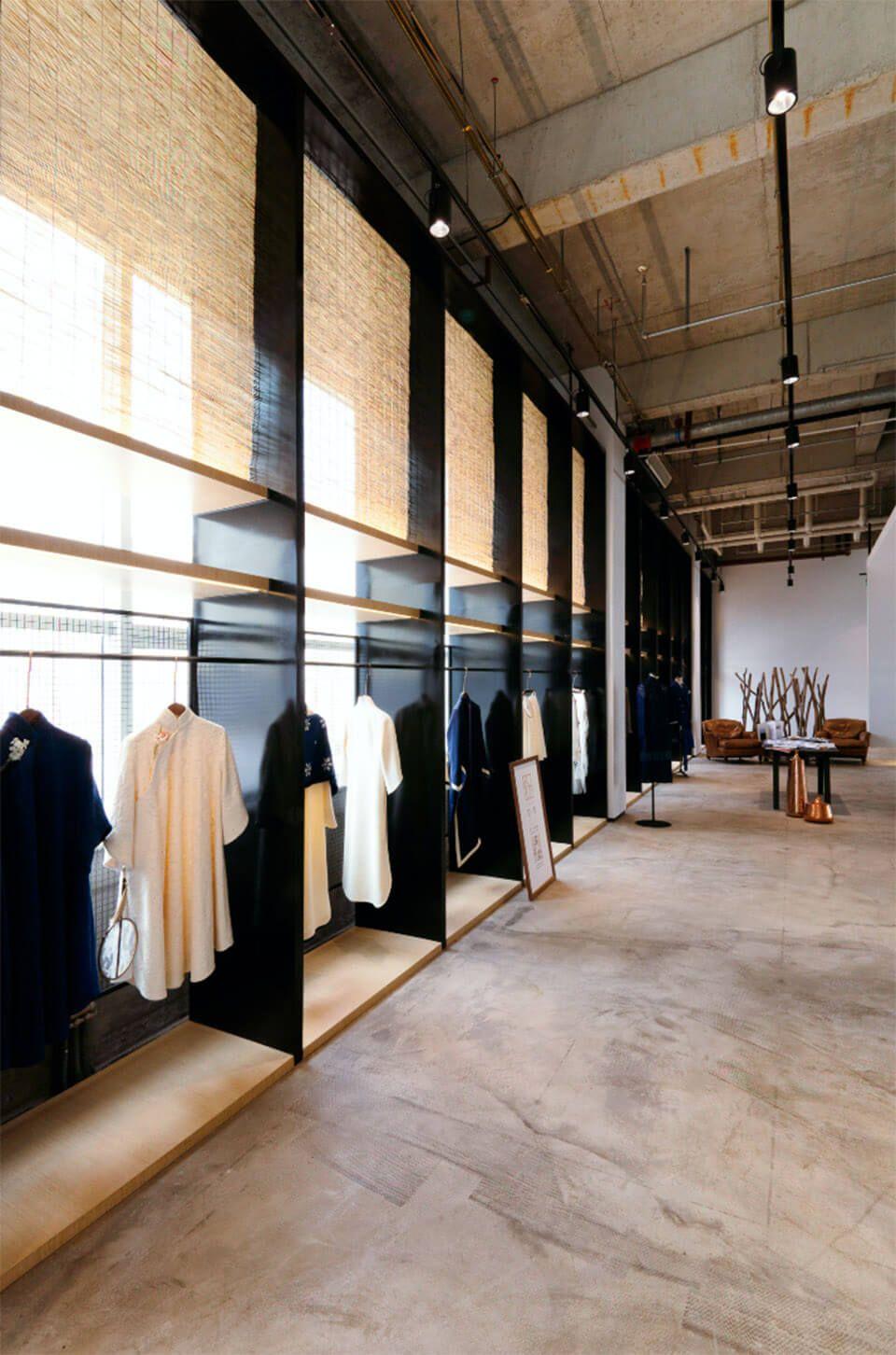 时尚工业风:北京服装学院容成时尚创意产业园办公空间设计| - 9