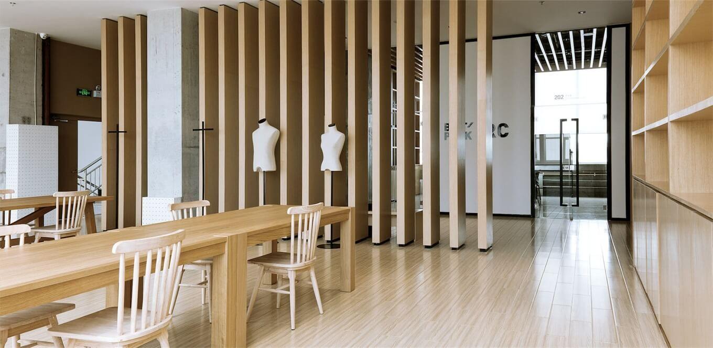 时尚工业风:北京服装学院容成时尚创意产业园办公空间设计| - 12