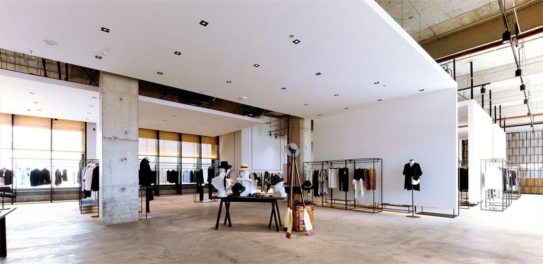 时尚工业风:北京服装学院容成时尚创意产业园办公空间设计| - 8