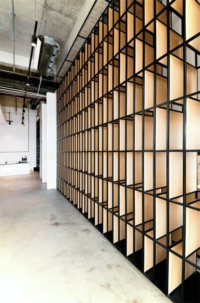 时尚工业风:北京服装学院容成时尚创意产业园办公空间设计| - 10