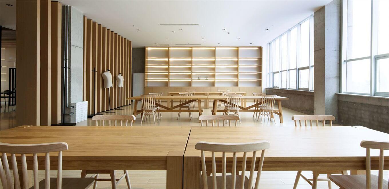 时尚工业风:北京服装学院容成时尚创意产业园办公空间设计| - 13