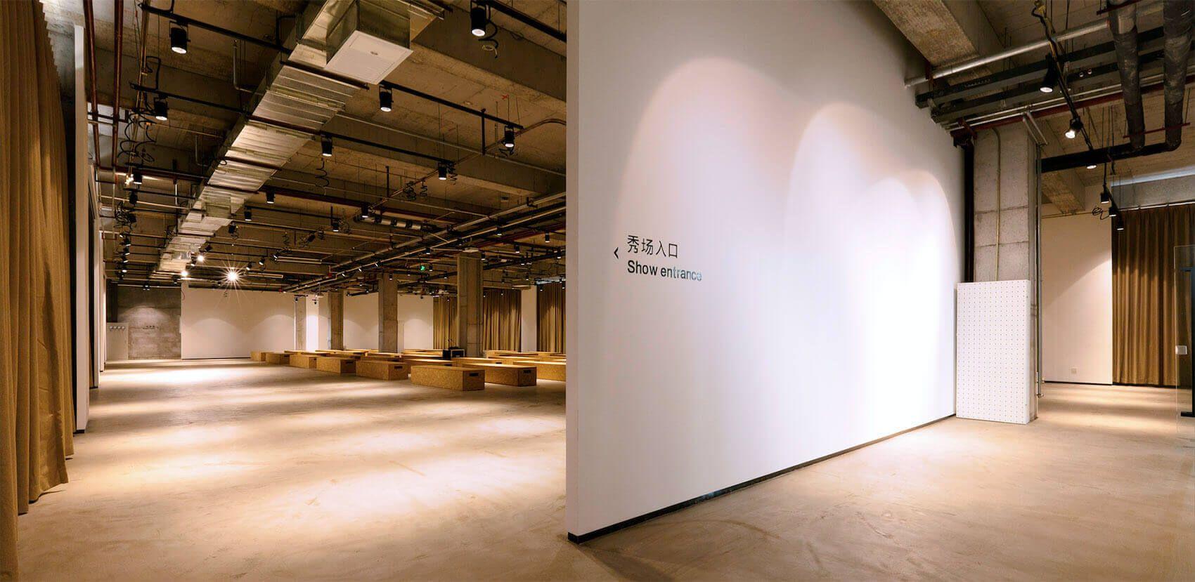 时尚工业风:北京服装学院容成时尚创意产业园办公空间设计| - 17
