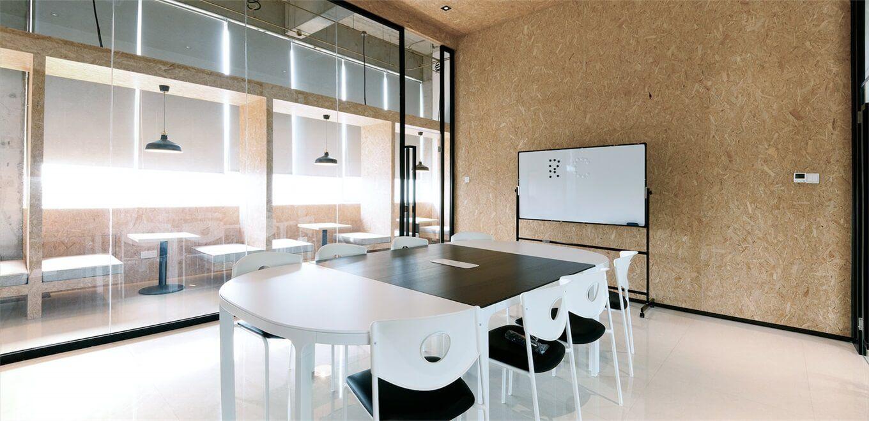 时尚工业风:北京服装学院容成时尚创意产业园办公空间设计| - 15
