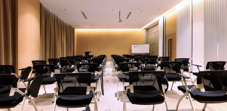 时尚工业风:北京服装学院容成时尚创意产业园办公空间设计| - 16